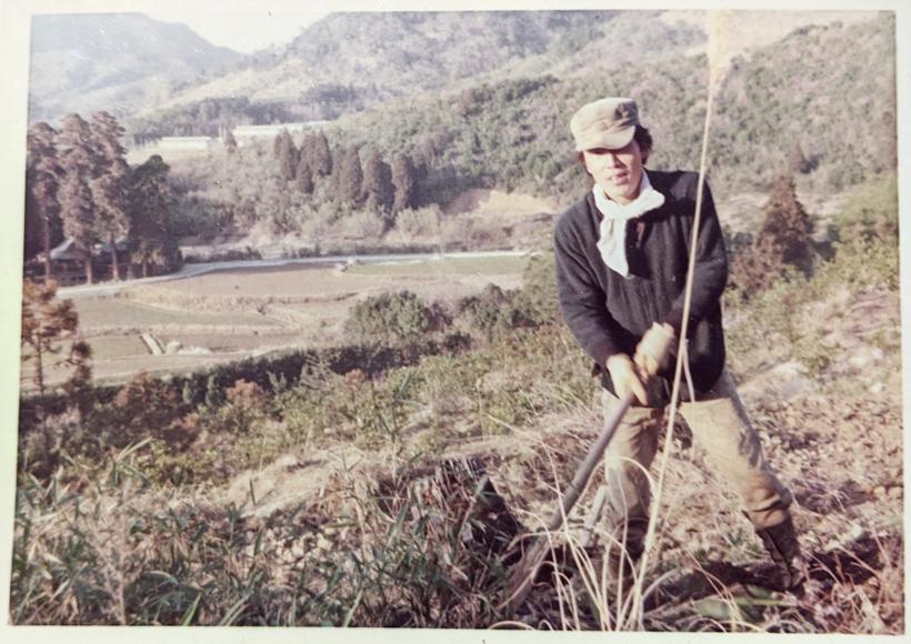 30歳代の森征四郎
